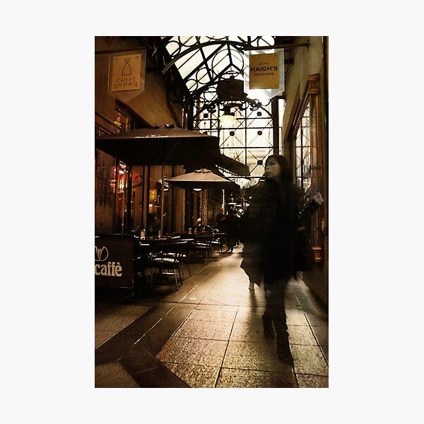 Melbourne's Laneways & Alleys 1 Photographic Print