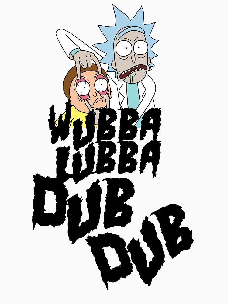 Wubba Lubba Dub Dub | Unisex T-Shirt