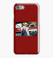 """Flyin' the Country Skys of Cousin Cooter""... prints and products iPhone Case/Skin"