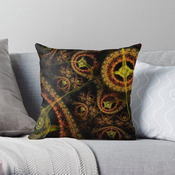 WeaveWorld Throw Pillow
