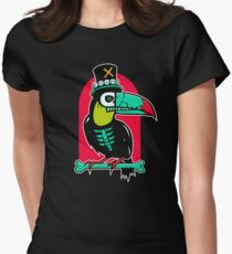 Toucan Voodoo Fitted T-Shirt