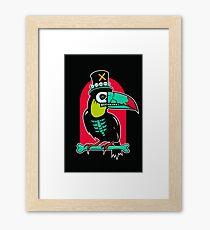 Toucan Voodoo Framed Print
