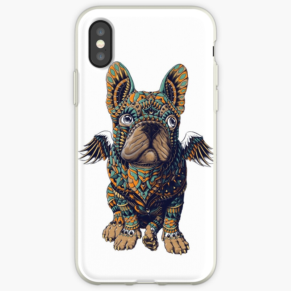Frenchie iPhone-Hülle & Cover