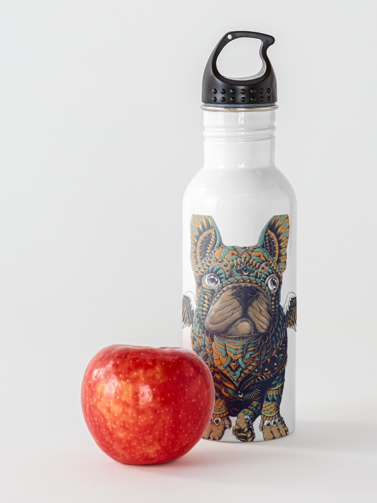 Alternate view of Frenchie Water Bottle