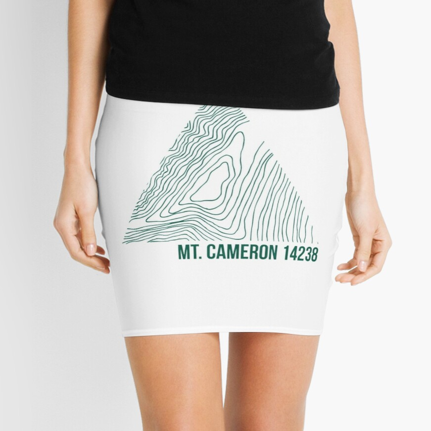 Berg Cameron Topo Minirock