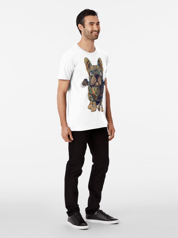 Alternate view of Frenchie Premium T-Shirt
