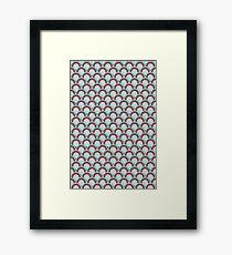 Candy menthol Framed Print