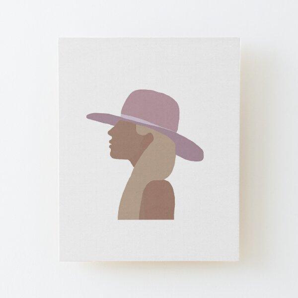 Joanne Wood Mounted Print