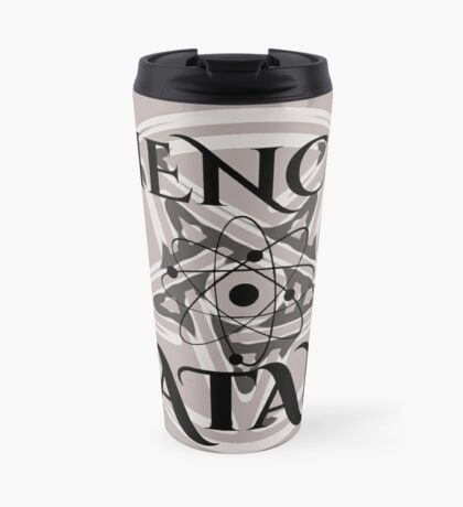 Science is Satan - Support Science Travel Mug