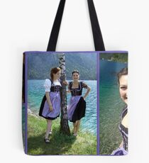Bavarian Girls  Tote Bag