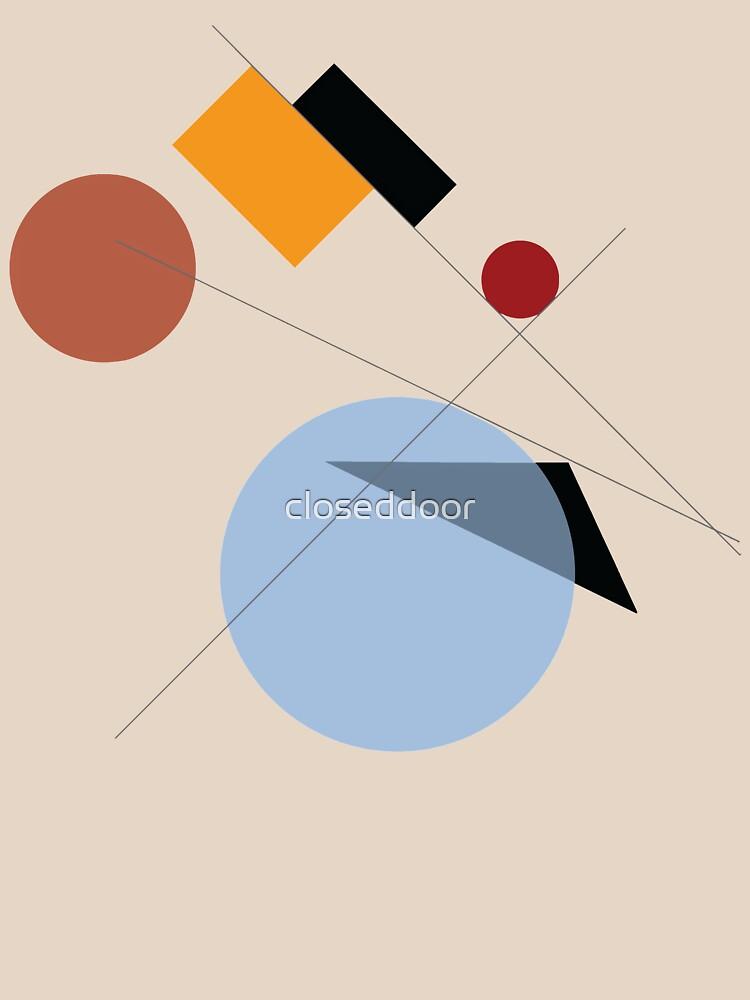 Bauhaus by closeddoor