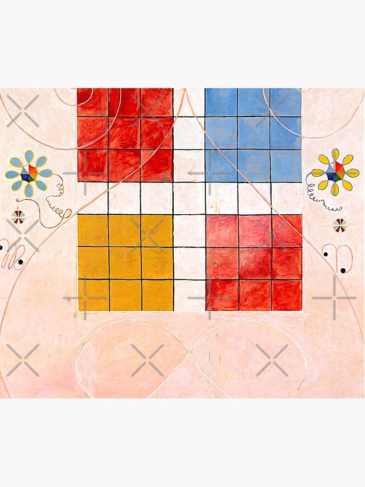 "Hilma af Klint ""The Ten Largest, No. 10, Old Age, Group IV"" by ALD1"