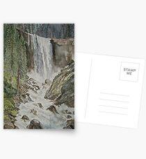 Vernal Falls Postcards