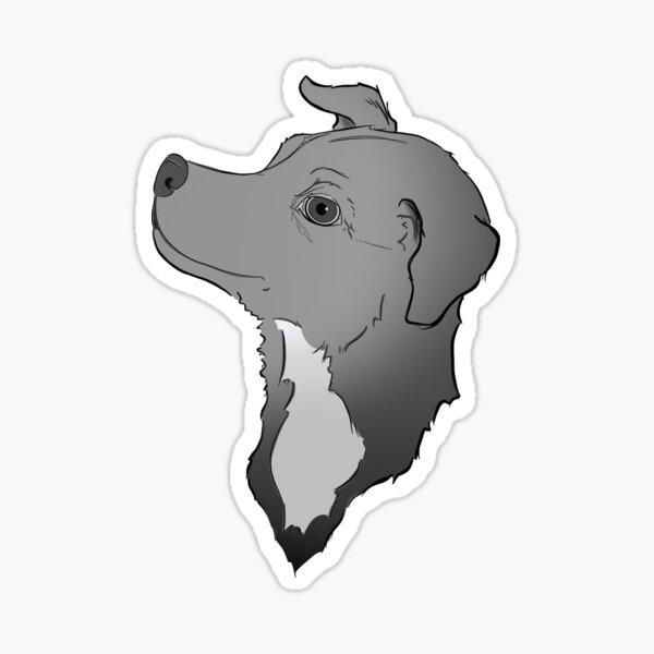 Kiyo Sticker