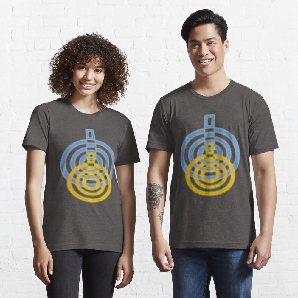 Geometric Circular Art | Urban Essential T-Shirt