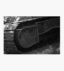 Make Tracks Photographic Print