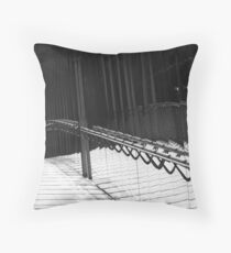 Hand rail Throw Pillow