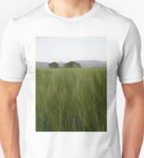 Whispering Wheatfield  Killnappy County Derry  Unisex T-Shirt