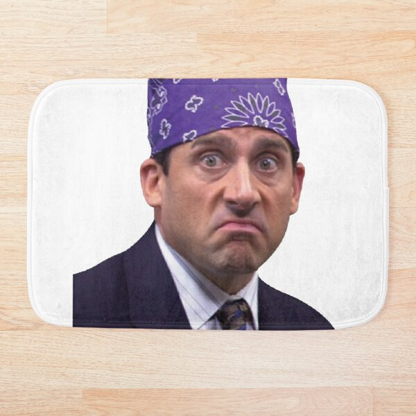 Prison mike Bath Mat