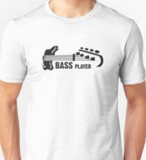 Camiseta unisex bajista