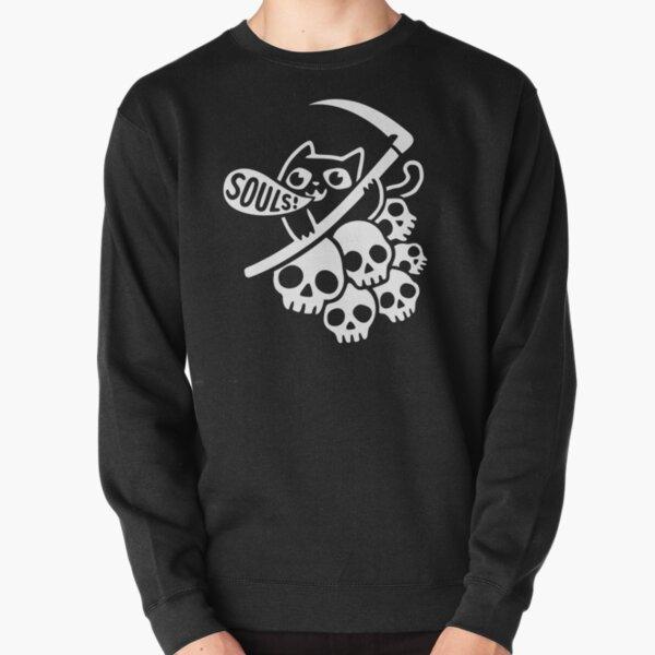 Cat Got Your Soul? II Pullover Sweatshirt