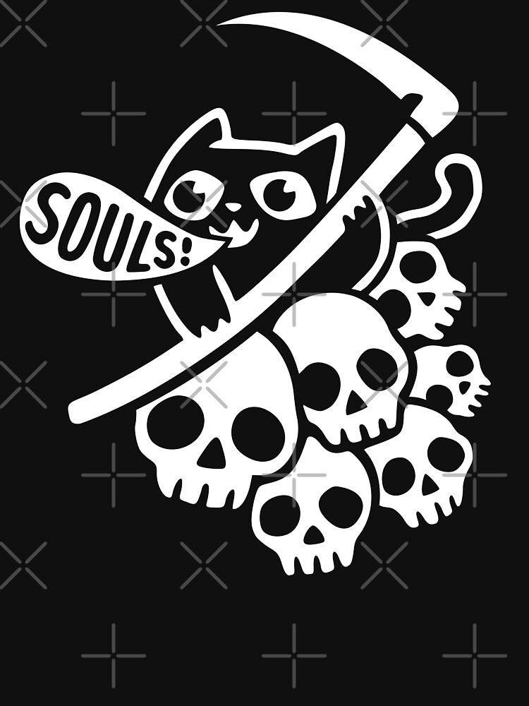 Cat Got Your Soul? II by obinsun