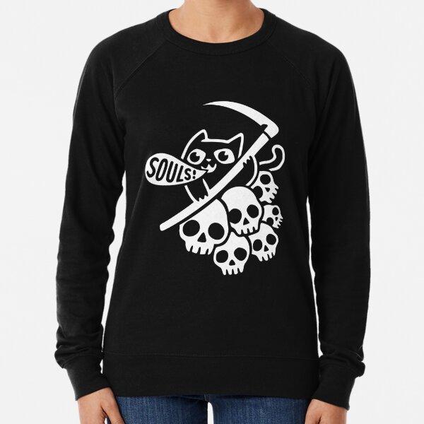 Cat Got Your Soul? II Lightweight Sweatshirt