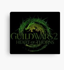 Guild Wars 2 Heart of Thorns Canvas Print