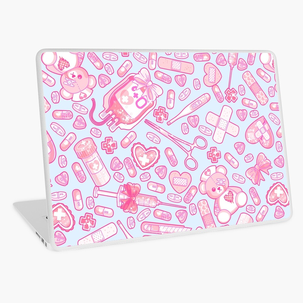 Sickly Sweet Laptop Skin