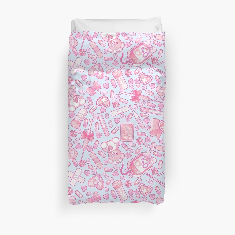 Sickly Sweet Duvet Cover
