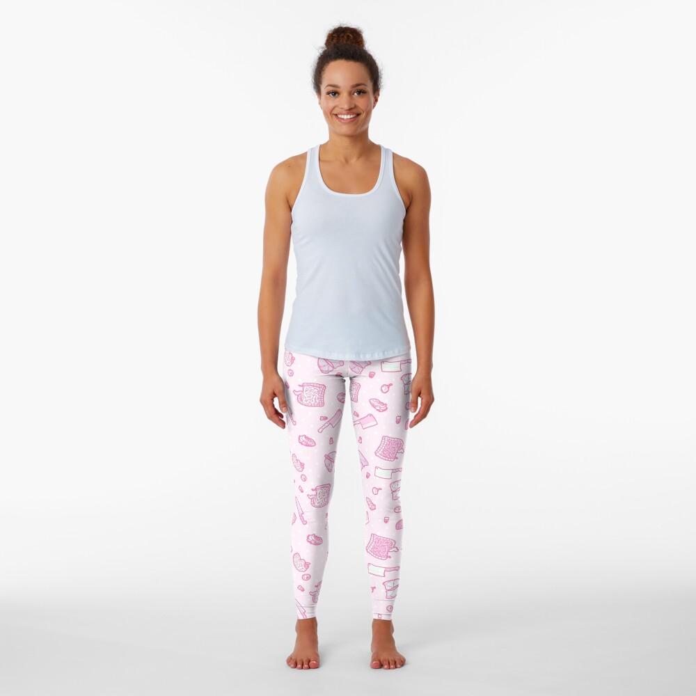 Sweet Yandere (Pink) Leggings
