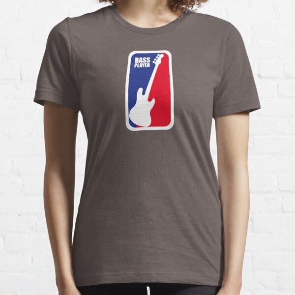 bASS pLAYER 2.0 Essential T-Shirt