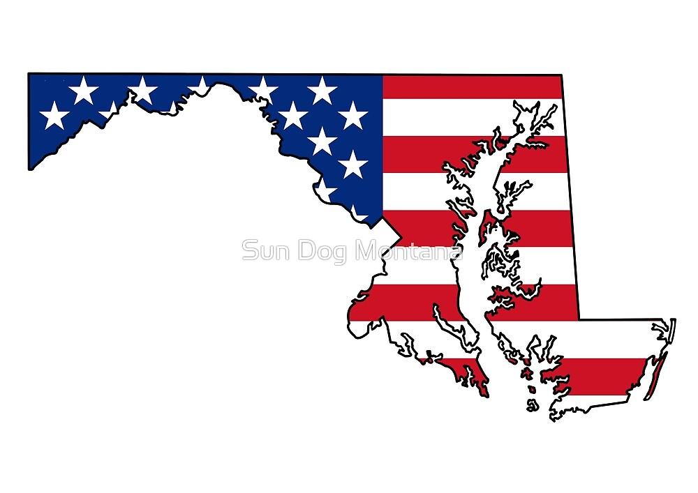 Maryland, USA by Sun Dog Montana