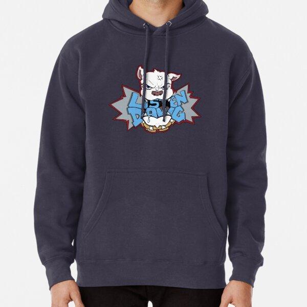 Listen Dawg II Pullover Hoodie
