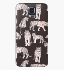 Tiger Pattern Watercolor Case/Skin for Samsung Galaxy