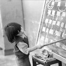 spelling practice by Ursa Vogel