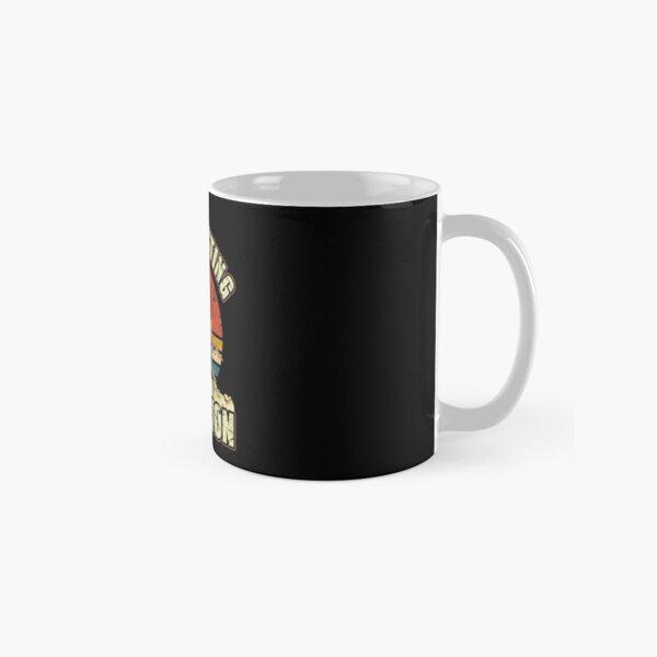 Cropdusting Champion Funny Vintage Fart Crop Duster Classic Mug
