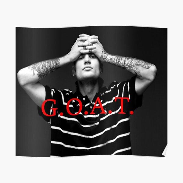 Kerser Rapper Goat Eshay Poster
