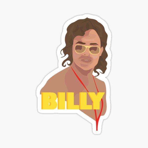 LIFESAVER BILLY - STRANGER THINGS Sticker