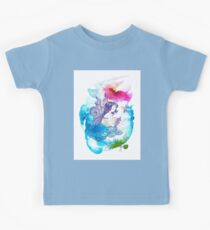 """""""With the Head in the Clouds"""" from the series: """"Angels of Protection"""" for Kids Kids Clothes"""