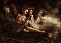Angels And Demons by Martin Muir