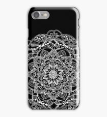 Circle Floral Mandala iPhone Case/Skin