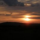 Donegal sunset by mikequigley