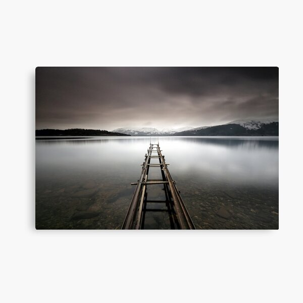 Loch Lomond Canvas Print