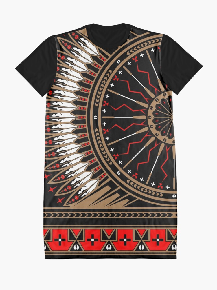 Alternate view of Drum Keepers Graphic T-Shirt Dress