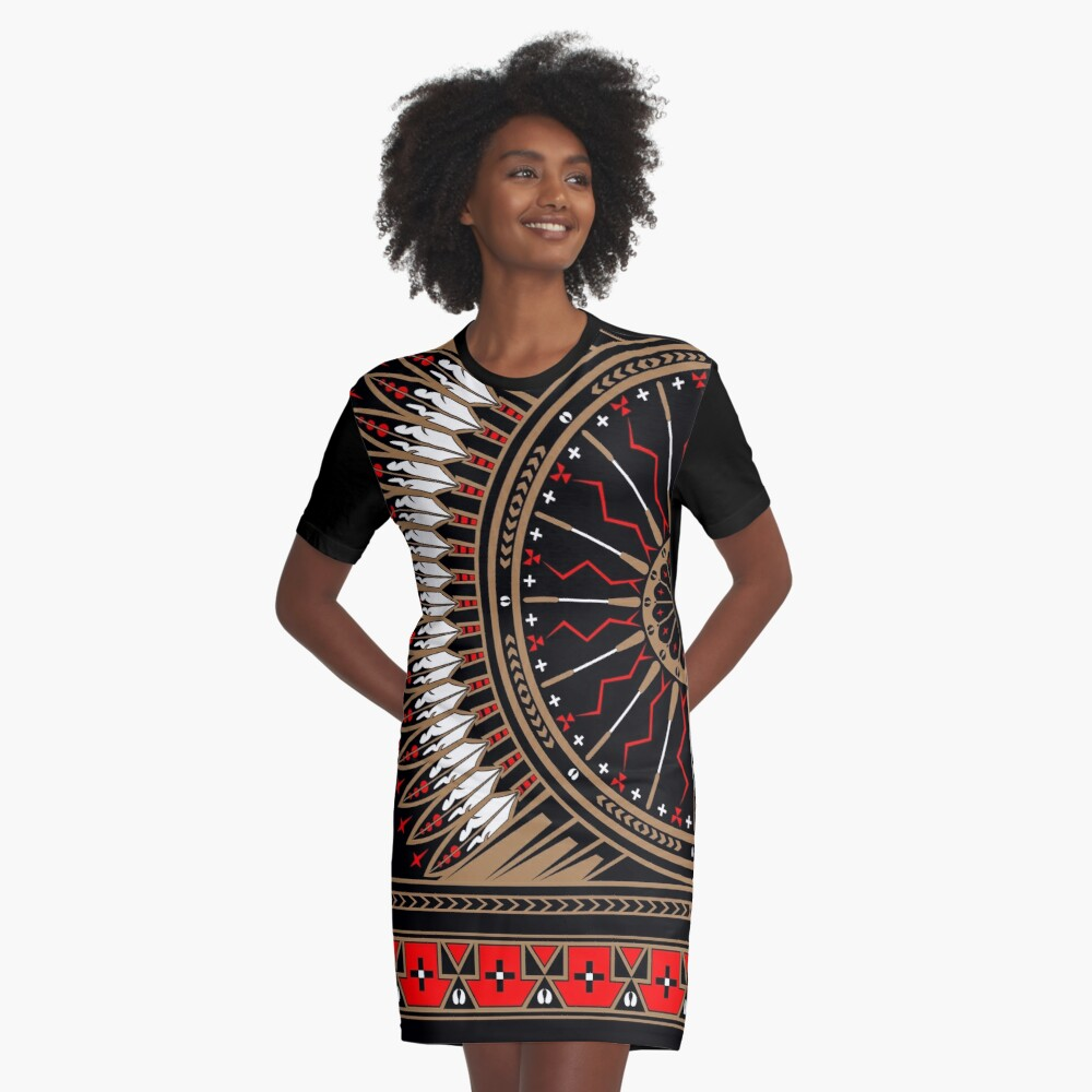Drum Keepers Graphic T-Shirt Dress