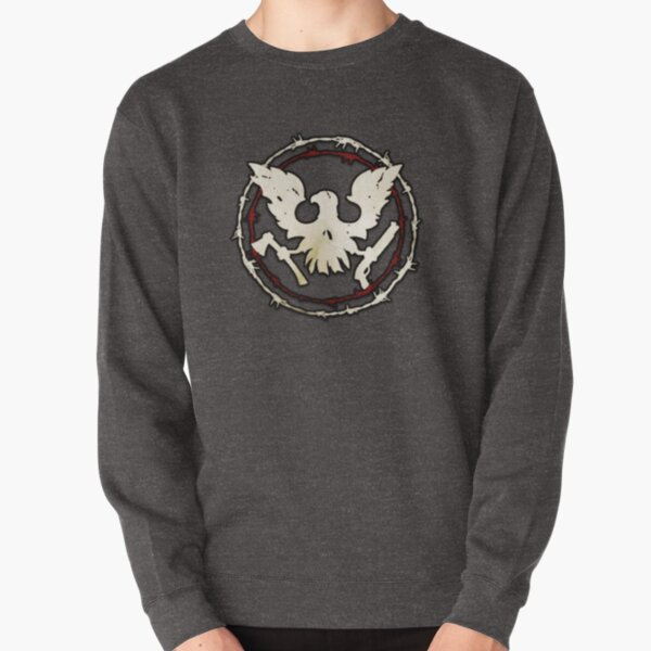 State Of Decay Circle Pullover Sweatshirt