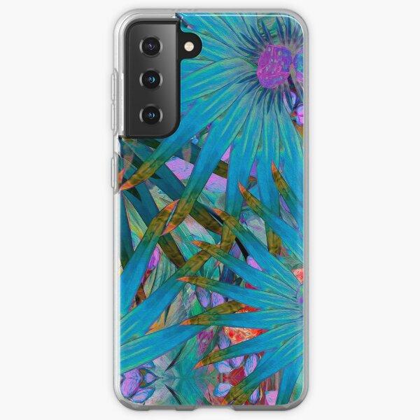 Blue Summer Paradise Samsung Galaxy Soft Case