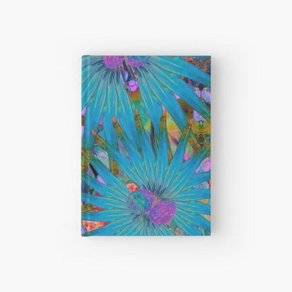 Paraíso de Verano Azul Cuaderno de tapa dura
