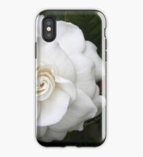 Romantic Night ~ Scent of Gardenias iPhone Case